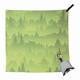 PackTowl Nano Asciugamano verde
